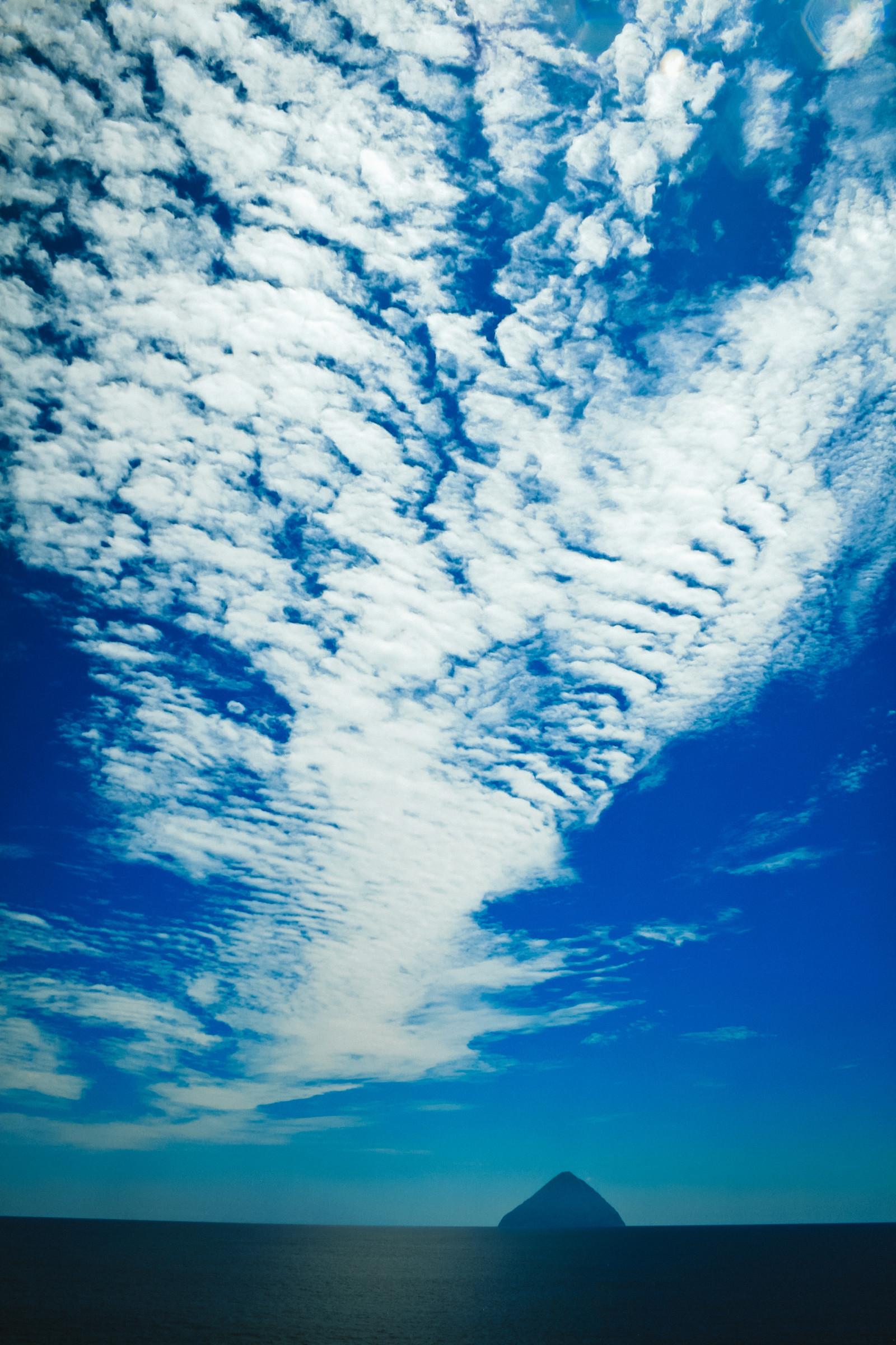 羊雲の写真